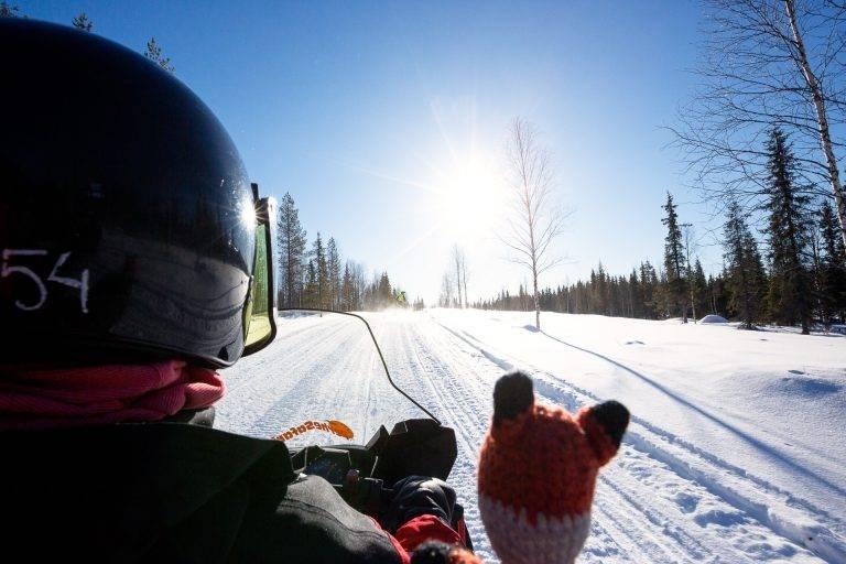Fotoreise Finnland im Winter
