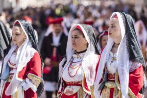 Fotoreise Sant Efisio Fest