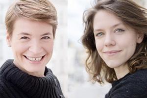Tirza Podzeit & Katharina Zwettler